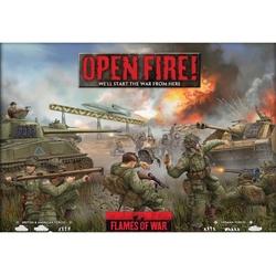 FLAMES OF WAR -  OPEN FIRE!