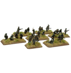 FLAMES OF WAR -  PIONEER PLATOON - LATE -  ALLEMAND