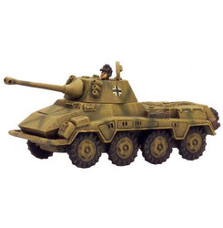 FLAMES OF WAR -  SD KFZ 234/2 PUMA OR SD KFZ 234/1 -  ALLEMAND