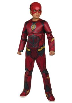 FLASH -  COSTUME DE FLASH (ENFANT)