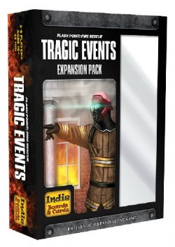 FLASH POINT : FIRE RESCUE -  TRAGIC EVENTS (ANGLAIS)