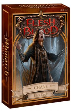 FLESH AND BLOOD -  BLITZ DECK - CHANE (ANGLAIS) -  MONARCH