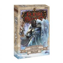 FLESH AND BLOOD -  BLITZ DECK - OLDHIM (ANGLAIS) -  TALES OF ARIA