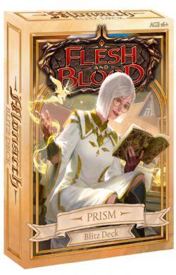 FLESH AND BLOOD -  BLITZ DECK - PRISM (ANGLAIS) **LIMITE 1 PAR CLIENT** -  MONARCH