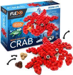 FLEXO -  CRAB OCEAN LIFE