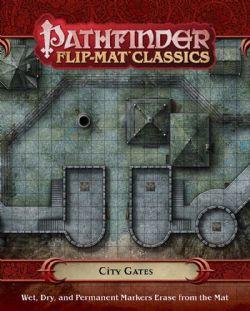 FLIP-MAT -  CITY GATES -  PATHFINDER