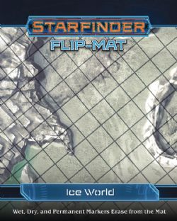 FLIP-MAT -  ICE WORLD -  STARFINDER
