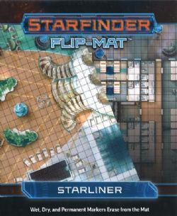 FLIP-MAT -  STARLINER -  STARFINDER