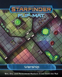 FLIP-MAT -  WARSHIP -  STARFINDER