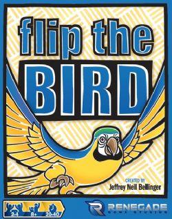 FLIP THE BIRD (ANGLAIS)