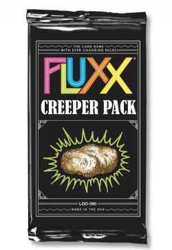 FLUXX -  CREEPER PACK (ANGLAIS)