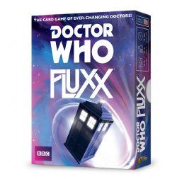 FLUXX -  DOCTOR WHO (ANGLAIS)