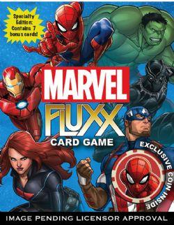 FLUXX -  MARVEL - SPECIALTY EDITION (ANGLAIS)