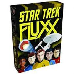 FLUXX -  STAR TREK (ANGLAIS)
