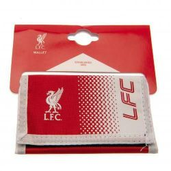 FOOTBALL WALLET -  LIVERPOOL F.C. NYLON WALLET
