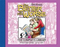 FOR BETTER OR FOR WORSE -  COMPLETE LIBRARY HC 01