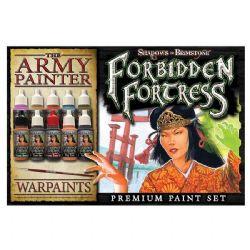 FORBIDDEN FORTRESS -  PREMIUM PAINT SET -  WARPAINTS