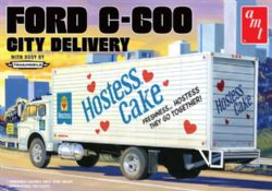 FORD -  C-600 CITY DELIVERY 1/25 (MOYEN)