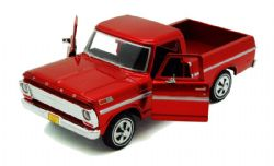 FORD -  F-100 PICKUP 1969 1/24 - ROUGE