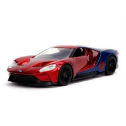 FORD -  FORD GT 2017 1/32 - COULEUR SPIDER-MAN -  AVENGERS