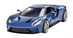 FORD -  FORD GT 2017 EASY-CLICK 1/24 (NIVEAU 1)