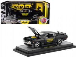 FORD -  FORD MUSTANG 1970 MACH 1 - 1/24