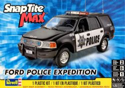 FORD -  FORD POLICE EXPEDITION SNAP TITE MAX 1/25 (FACILE)