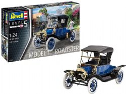 FORD -  FORD T ROADSTER (1913) (NIVEAU 5 - DIFFICILE)