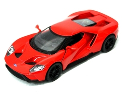 FORD -  GT 2017 1/38 - ROUGE