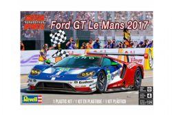 FORD -  MUSTANG GT LE MANS 2017 1/25 (NIVEAU 4)