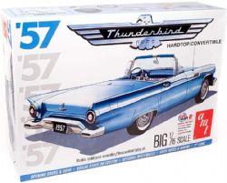 FORD -  THUNDERBIRD 1957 1/16 (NIVEAU 3 - FACILE)