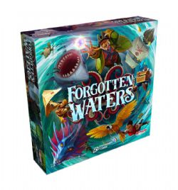 FORGOTTEN WATERS : A CROSSROADS GAME (ANGLAIS)