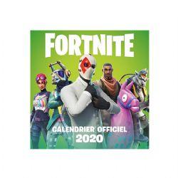 FORTNITE -  CALENDRIER 2020 (12 MOIS)