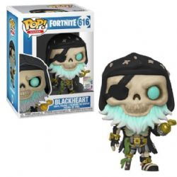 FORTNITE -  FIGURINE POP! EN VINYLE DE BLACKHEART (10 CM) 616
