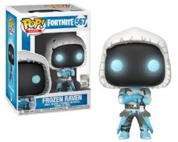 FORTNITE -  FIGURINE POP! EN VINYLE DE FROZEN RAVEN (10 CM) 567