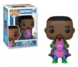 FORTNITE -  FIGURINE POP! EN VINYLE DE GIDDY UP (10 CM) 569