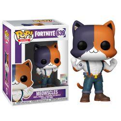 FORTNITE -  FIGURINE POP! EN VINYLE DE MEOWSCLES (10 CM) 639