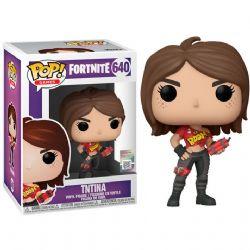 FORTNITE -  FIGURINE POP! EN VINYLE DE TNTINA (10 CM) 640