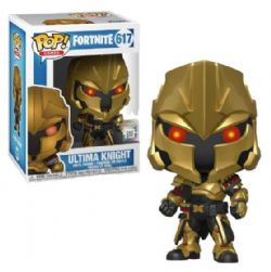 FORTNITE -  FIGURINE POP! EN VINYLE DE ULTIMA KNIGHT (10 CM) 617