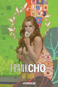FRANCK CHO -  ART BOOK (V.F.)