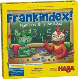FRANKINDEX! NUMBERS & QUANTITIES (ANGLAIS)