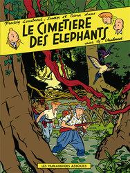FREDDY LOMBARD -  LE CIMETIÈRE DES ÉLÉPHANT (ÉDITION DE LUXE) 02