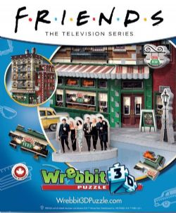 FRIENDS -  CENTRAL PERK (440 PIÈCES)