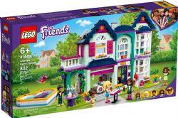 FRIENDS -  MAISON DE FAMILLE D'ANDREA (802 PIÈCES) 41449