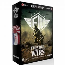 FRONTIER WARS -  FRANCE / JAPAN EXPANSION (ANGLAIS)