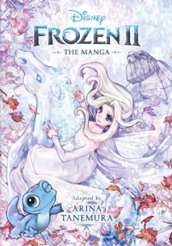 FROZEN II -  THE MANGA (ANGLAIS)