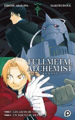 FULLMETAL ALCHEMIST -  -ROMAN- (TOMES 05 ET 06) (V.F.) 05-06