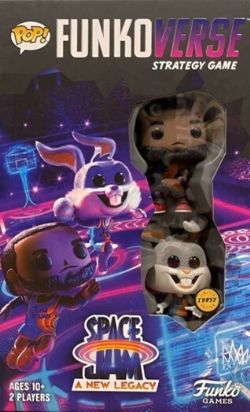 FUNKOVERSE -  EXPANDALONE (CHASE) (ANGLAIS) -  SPACE JAM 2 100