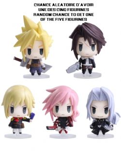Final Fantasy -  Mini figurine aléatoire (5cm) -  30th anniversary 01