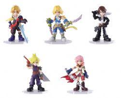 Final Fantasy -  Mini figurine aléatoire (5cm) -  DISSIDIA